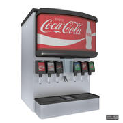 Soda Dispenser 3d model