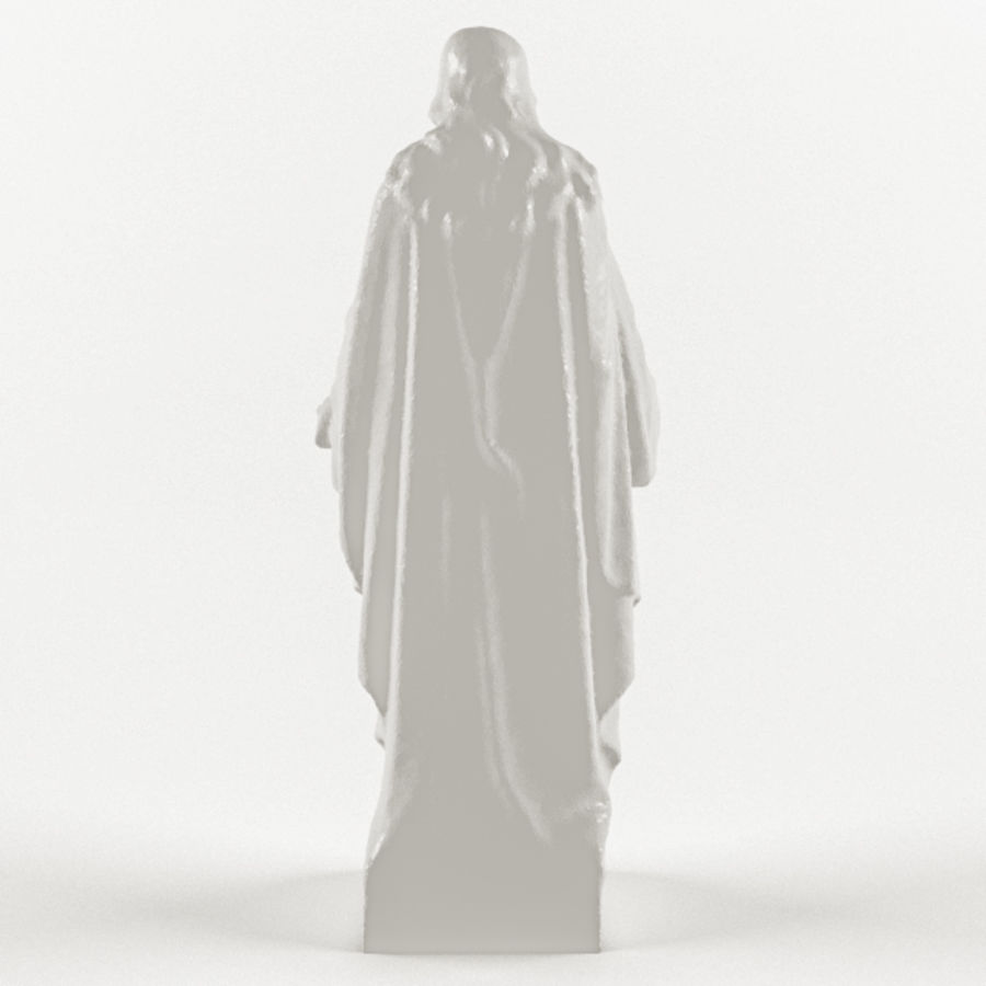 Jezus Chrystus - 2 royalty-free 3d model - Preview no. 3
