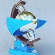 Héliographe 3d model