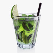 Mojito Cocktail 3d model
