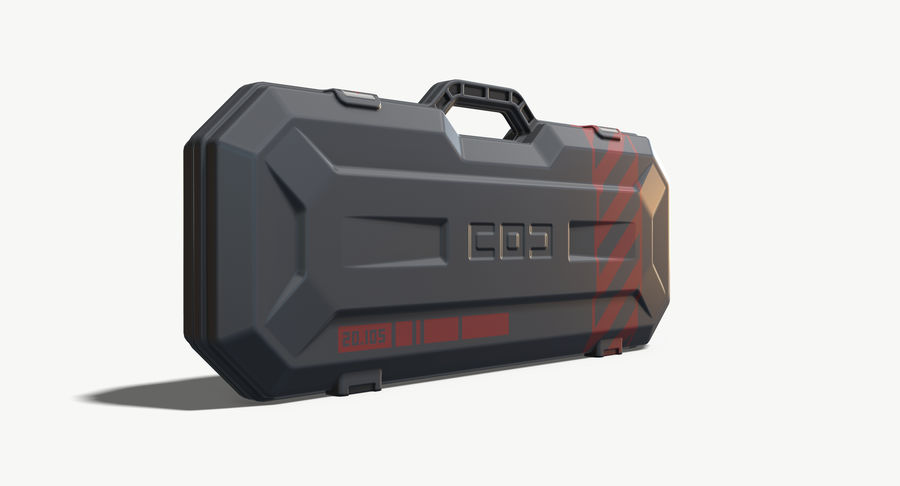 Cas royalty-free 3d model - Preview no. 9