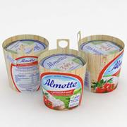 Almette Tomato 150g 3d model