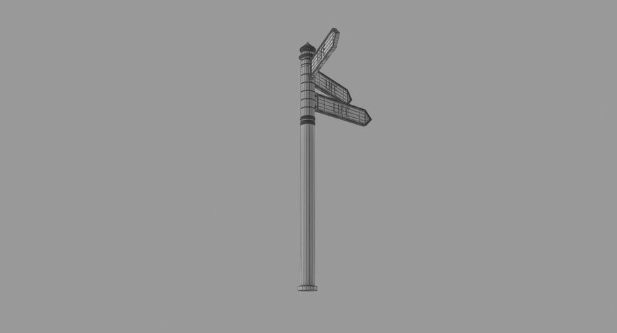 Tecken royalty-free 3d model - Preview no. 18