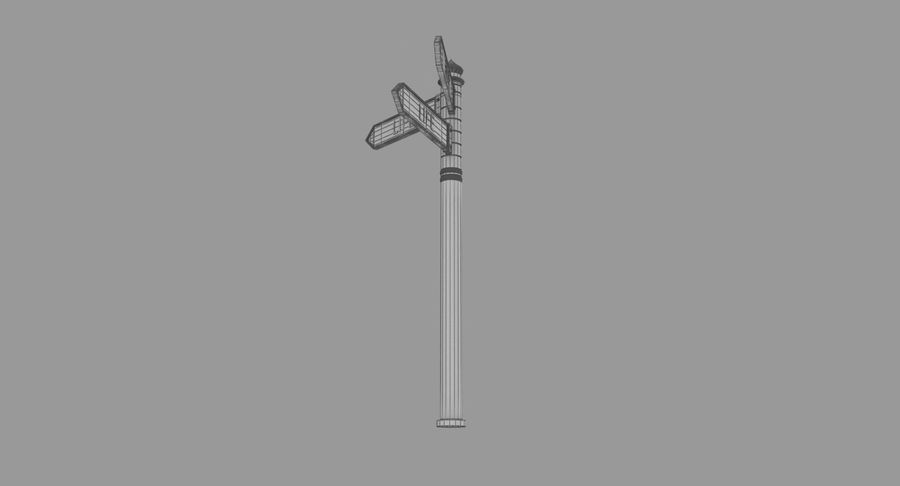 Tecken royalty-free 3d model - Preview no. 14