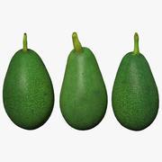 Avocado Scan 01 3d model