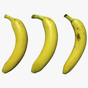 Bananenscan 01 3d model