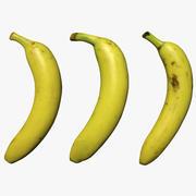 Banana Scan 01 3d model
