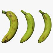 Banana Scan 02 3d model
