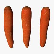 Carrot Scan 01 3d model