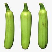 Zucchini Scan 01 3d model