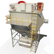 电过滤器 3d model
