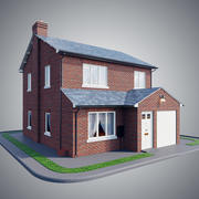 British House 3d model