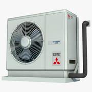 AC-enhet 3d model