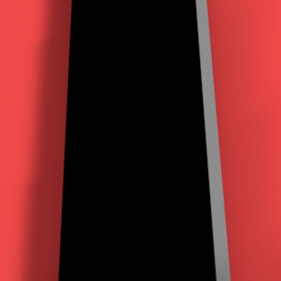 CLOUD SWORD royalty-free 3d model - Preview no. 2