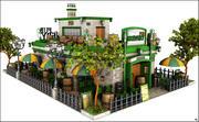 Taverna irlandese 3d model