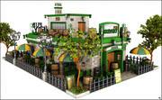 Irish Tavern 3d model