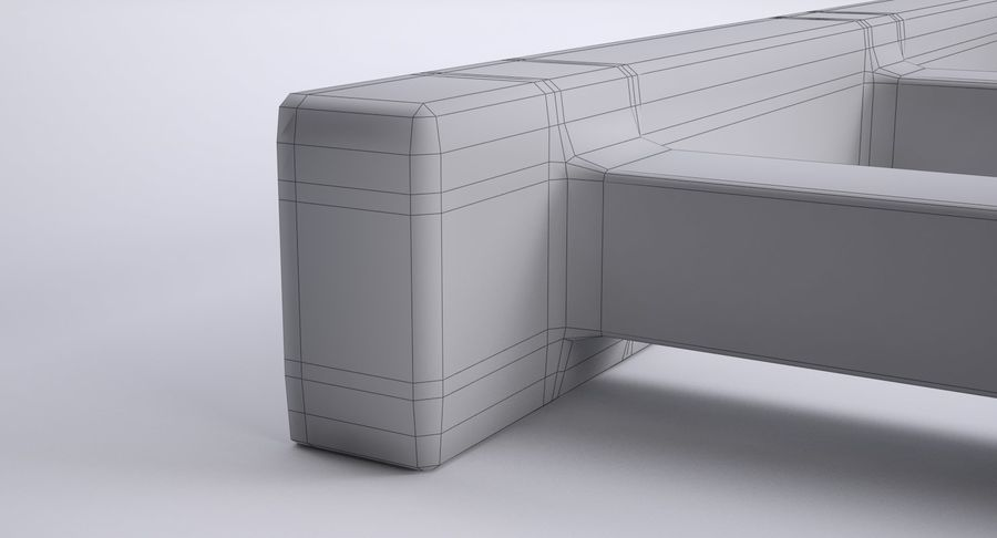 Scala royalty-free 3d model - Preview no. 17