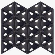 Blocos de bloqueio modulares 3d model