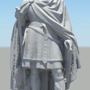 postać rzymska model 3d 08 3d model