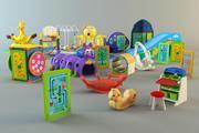 leksaker 3d model