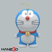 Doraemon 3d model