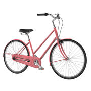 Lady Bike 3d model