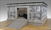 Ara Pacis, Rome 3d model