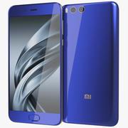 Xiaomi Mi 6 Mavi 3d model