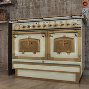 Gas stove 3d model
