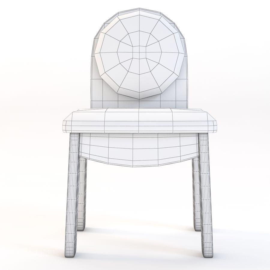 Детское кресло Junior 200 royalty-free 3d model - Preview no. 6