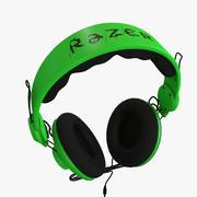 Słuchawki Razer Orca 3d model