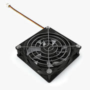 Ventilateur de cas 3d model