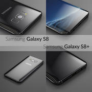 Samsung Galaxy S8 and S8+ Plus 3d model