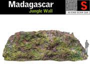 Ściana Dżungli 16K 3d model