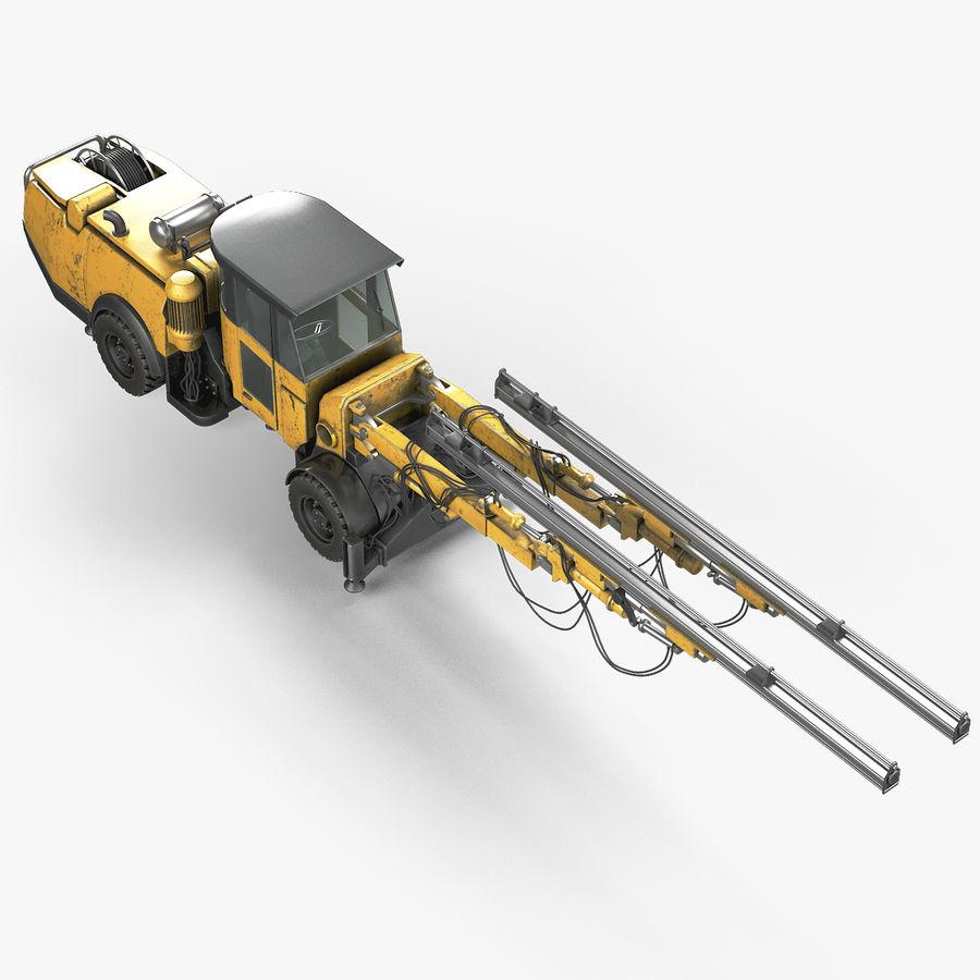 Atlas Boomer M2 royalty-free modelo 3d - Preview no. 14