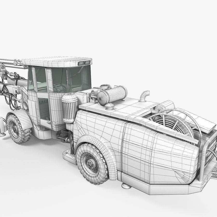 Atlas Boomer M2 royalty-free modelo 3d - Preview no. 12