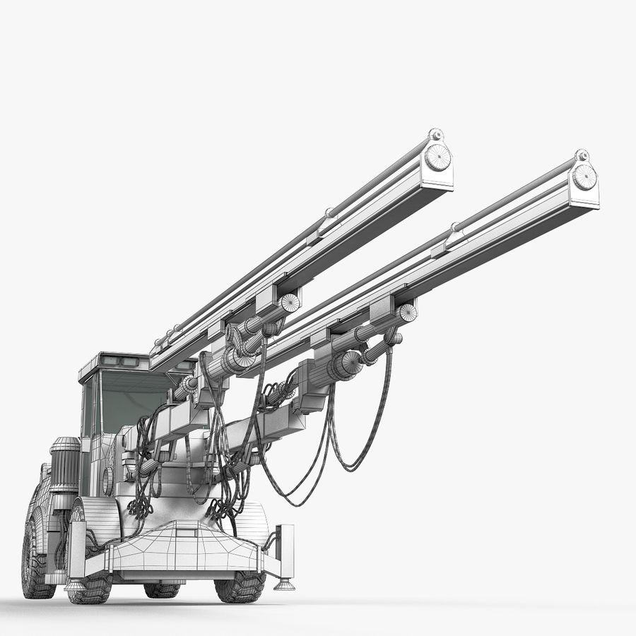 Atlas Boomer M2 royalty-free modelo 3d - Preview no. 11