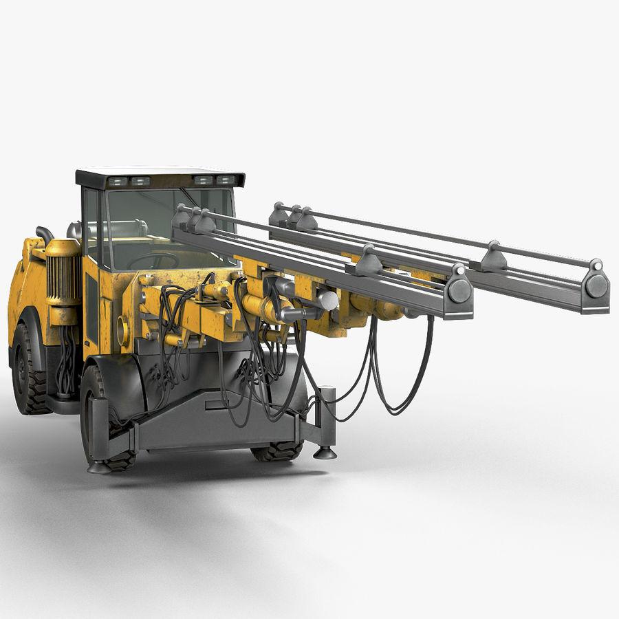 Atlas Boomer M2 royalty-free modelo 3d - Preview no. 4
