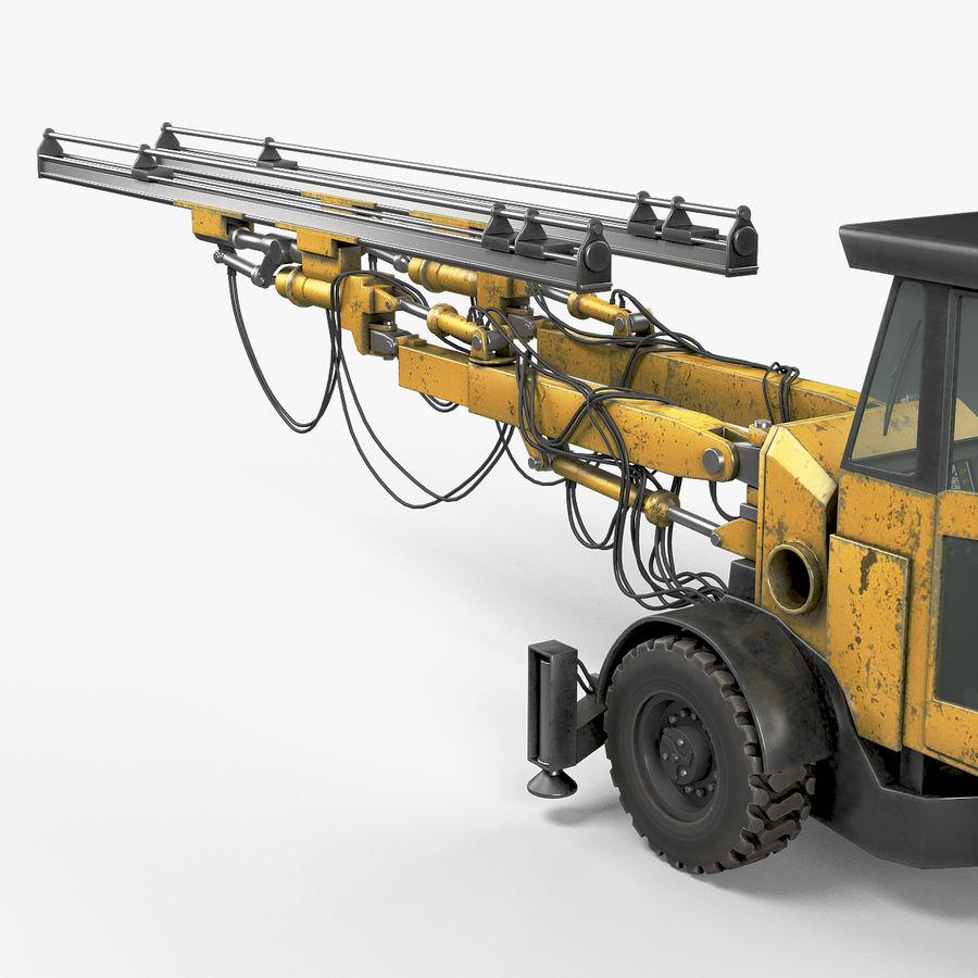 Atlas Boomer M2 royalty-free modelo 3d - Preview no. 5