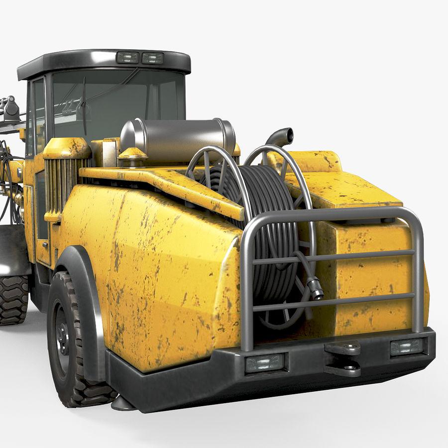Atlas Boomer M2 royalty-free modelo 3d - Preview no. 17