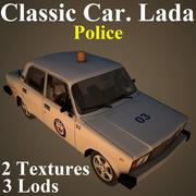 LADA POL 3d model