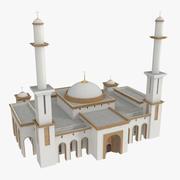 Mesquita 3D 3d model