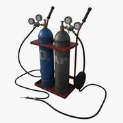Spawanie gazowe 3d model