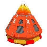 Тайборский Эмпориум 3d model