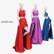 SHERRI HILL 50751 3d model