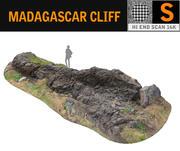 Falaise de Madagascar 3d model