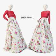 SHERRI HILL 50261 3d model