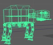 Droid Walker Unit 3d model