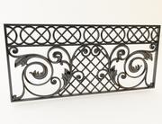 örgü çit 3d model