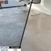 Oneker Çini Seti 17 3d model